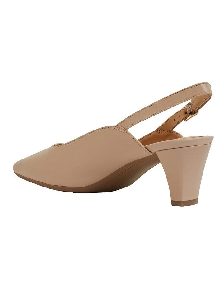 Agatha Blush Glove Heeled Shoes image 7