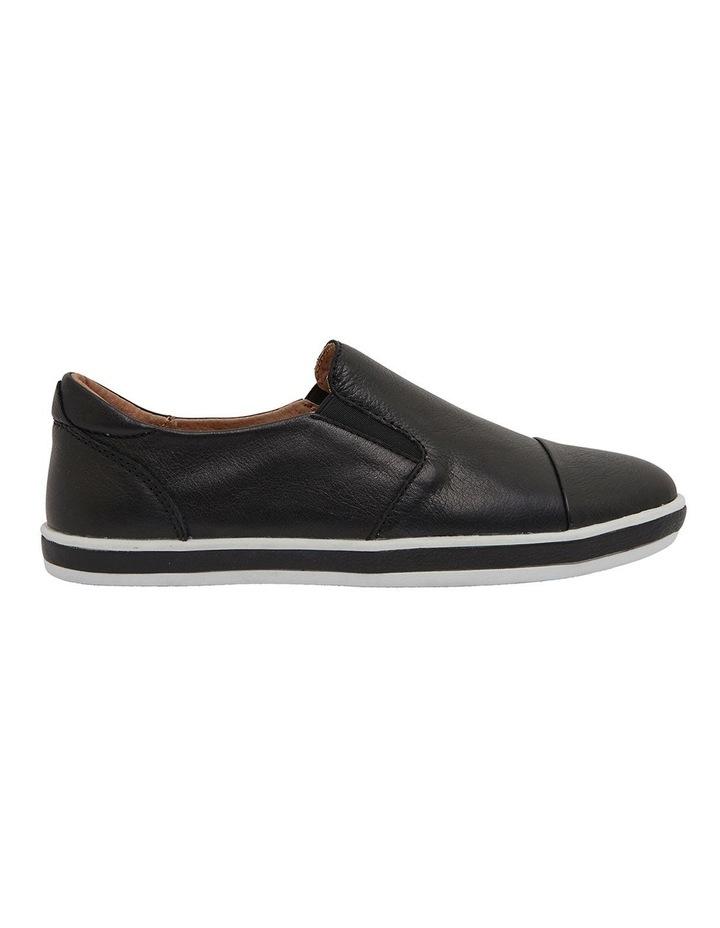 Wise Black Glove Sneakers image 1