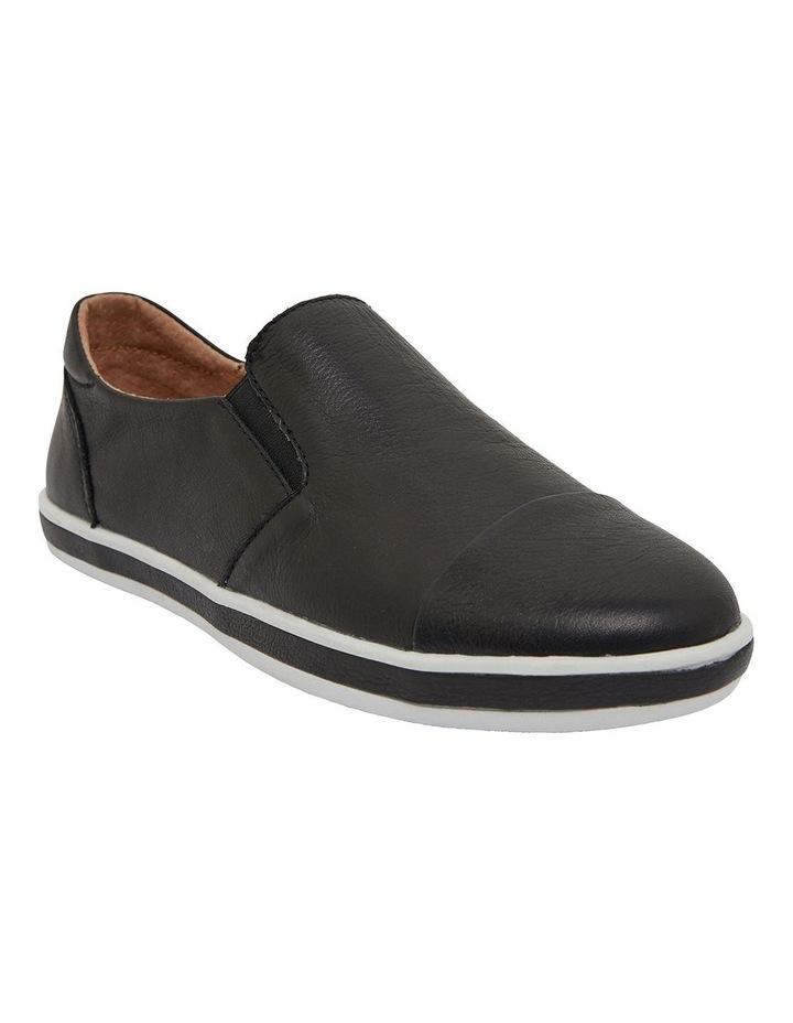 Wise Black Glove Sneakers image 2