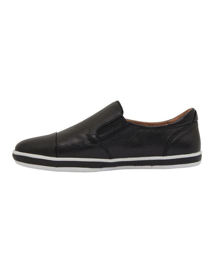 Wise Black Glove Sneakers image 3
