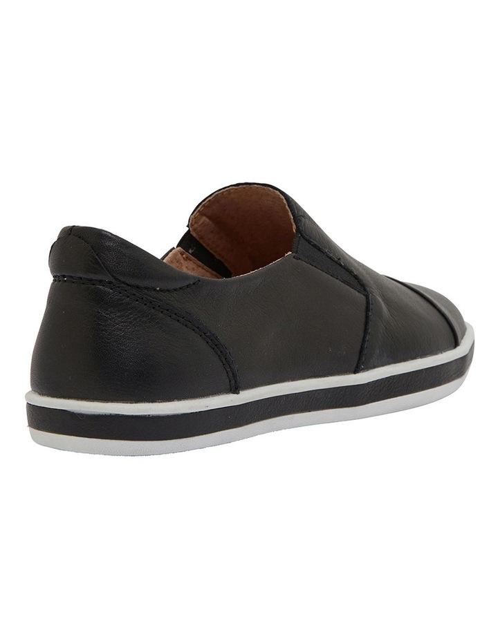 Wise Black Glove Sneakers image 4