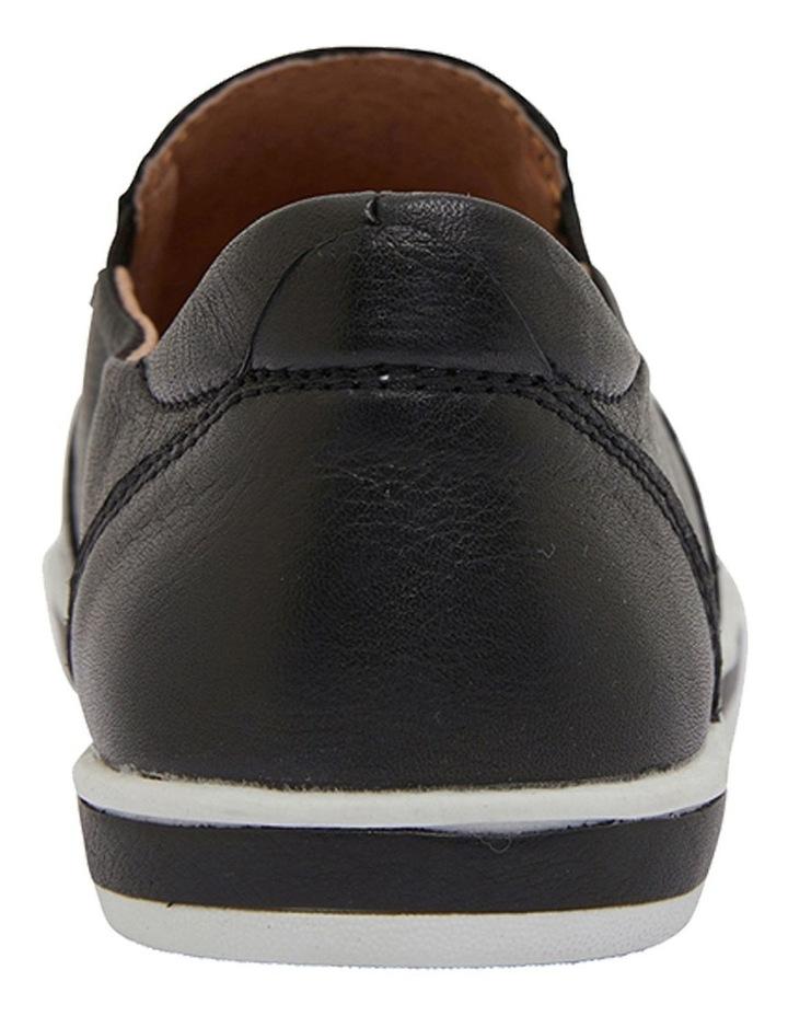Wise Black Glove Sneakers image 5