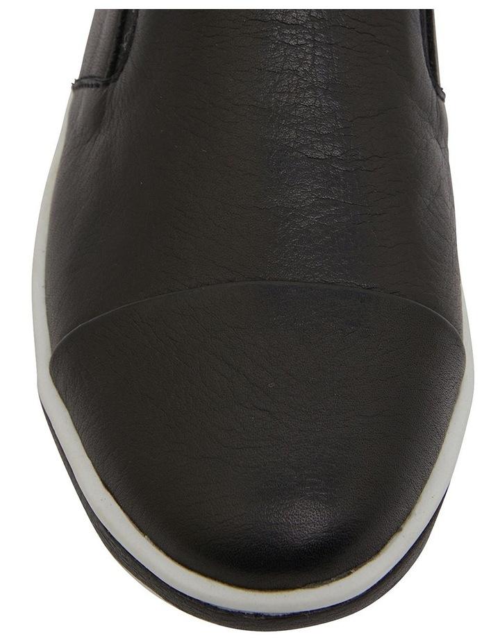 Wise Black Glove Sneakers image 6