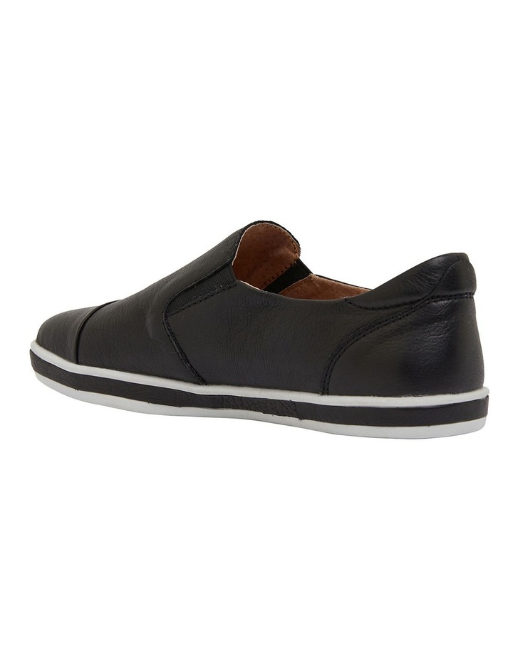 Wise Black Glove Sneakers image 7