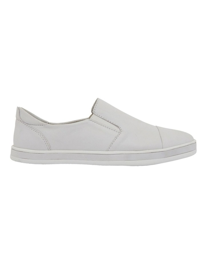 Wise White Glove Sneakers image 1