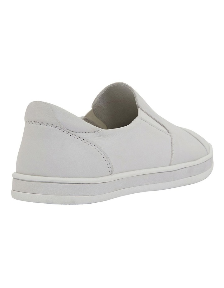 Wise White Glove Sneakers image 4