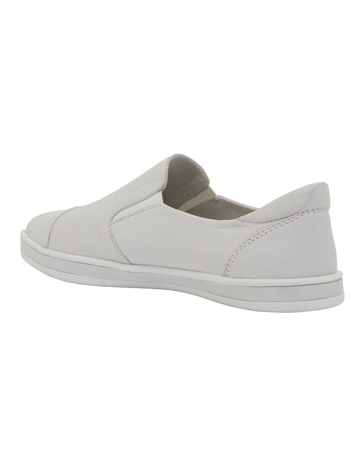 Wise White Glove Sneakers image 7