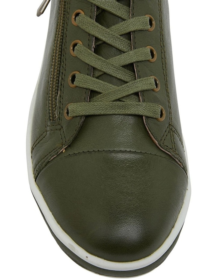 Whisper Khaki Glove Sneakers image 6