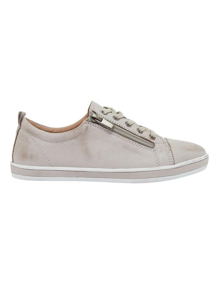 Whisper Light Grey Glove Sneakers image 1