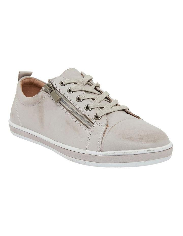 Whisper Light Grey Glove Sneakers image 2