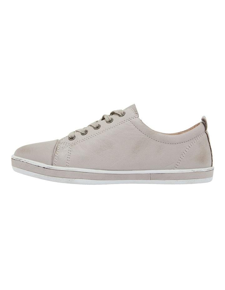 Whisper Light Grey Glove Sneakers image 3