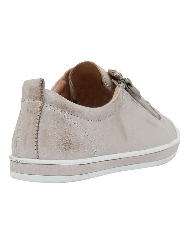 Whisper Light Grey Glove Sneakers image 4
