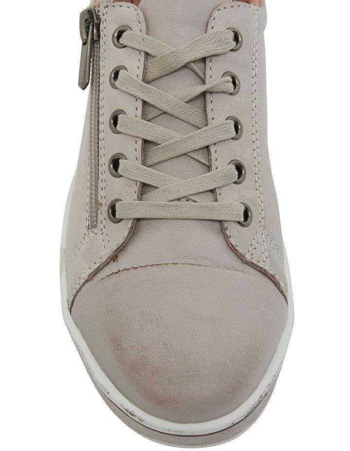 Whisper Light Grey Glove Sneakers image 6