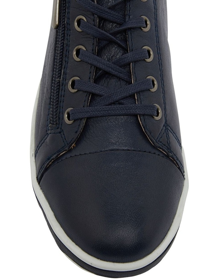 Whisper Navy Glove Sneakers image 6