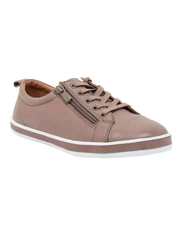 Whisper Taupe Glove Sneakers image 2