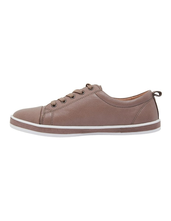 Whisper Taupe Glove Sneakers image 3