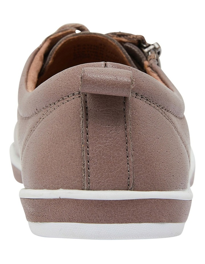 Whisper Taupe Glove Sneakers image 5