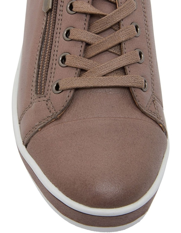 Whisper Taupe Glove Sneakers image 6