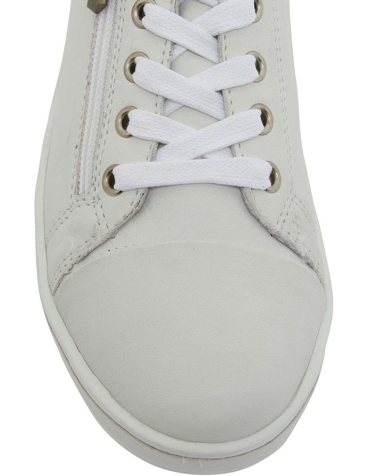 Whisper White Glove Sneakers image 6