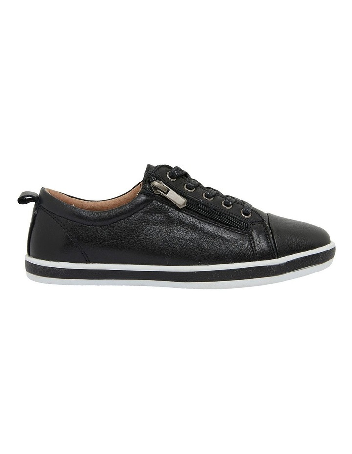 Whisper Black Glove Sneakers image 1