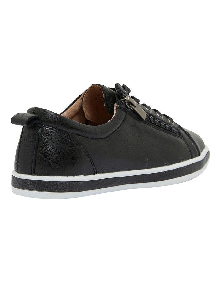 Whisper Black Glove Sneakers image 4