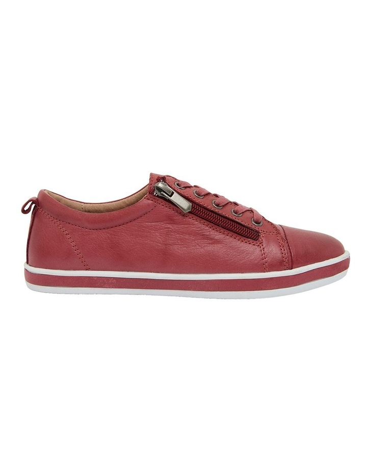 Whisper Red Glove Sneakers image 1
