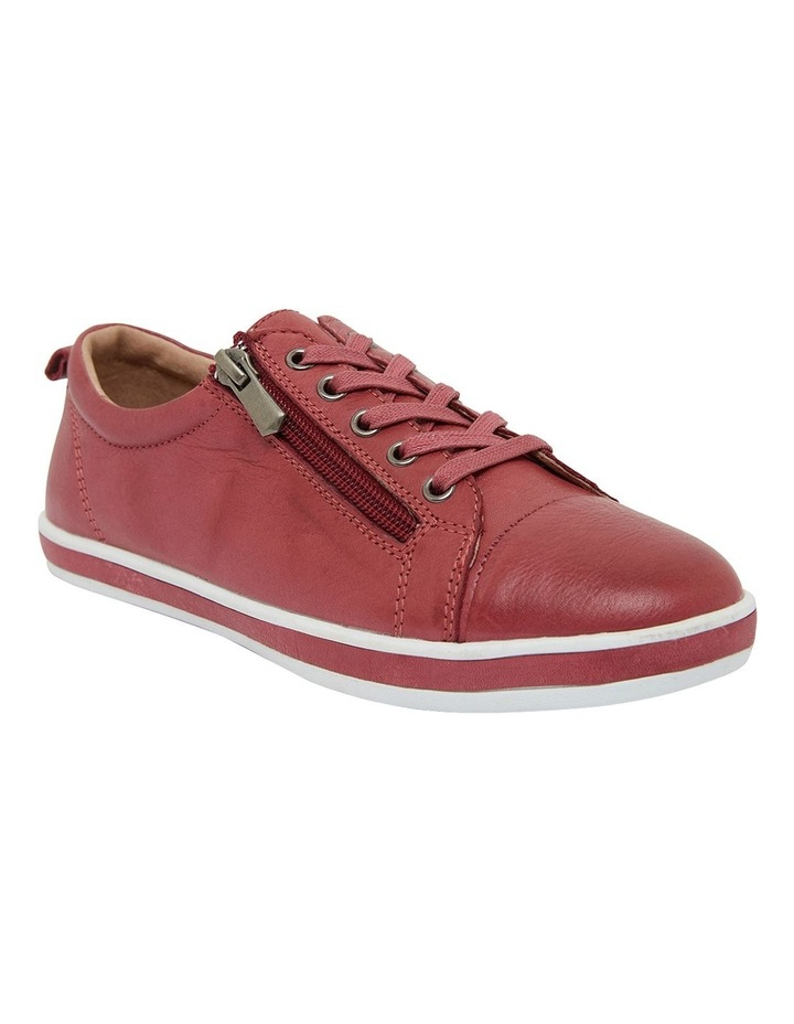 Whisper Red Glove Sneakers image 2