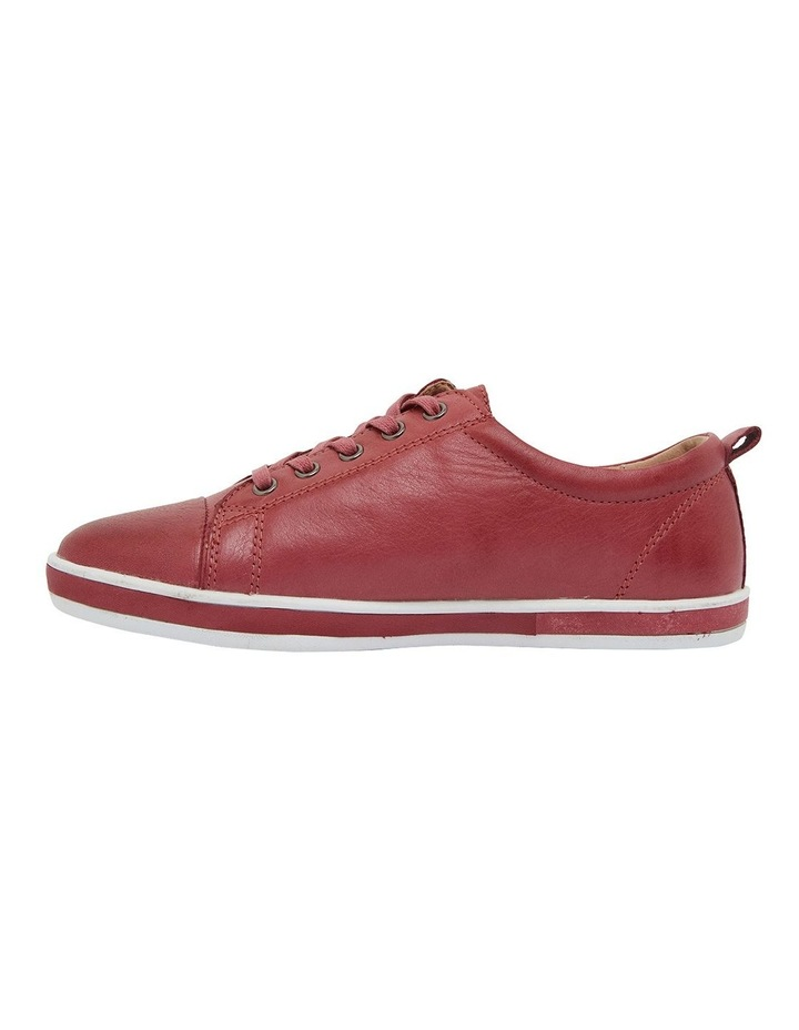 Whisper Red Glove Sneakers image 3