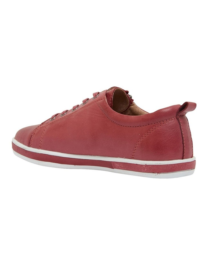 Whisper Red Glove Sneakers image 7