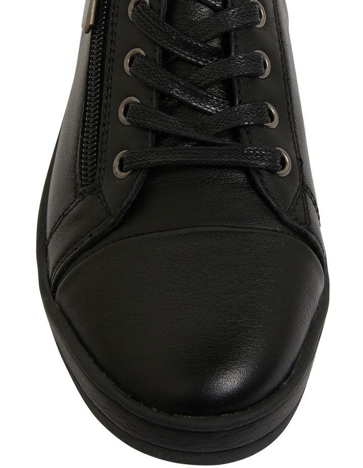Whisper Black/Black Sneakers image 7