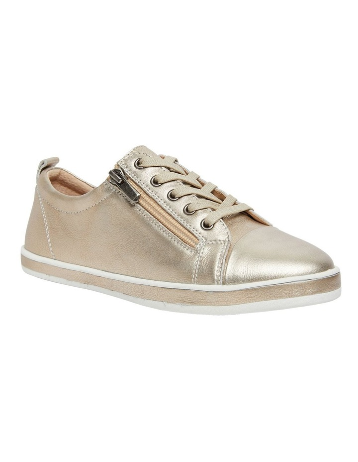 Whisper Soft Gold Glove Sneakers image 2