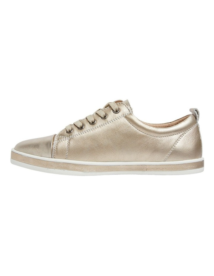Whisper Soft Gold Glove Sneakers image 3