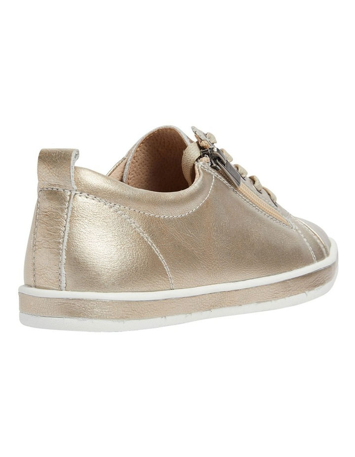 Whisper Soft Gold Glove Sneakers image 4