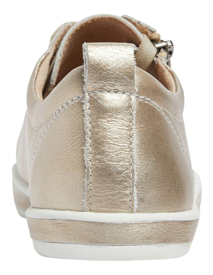 Whisper Soft Gold Glove Sneakers image 5