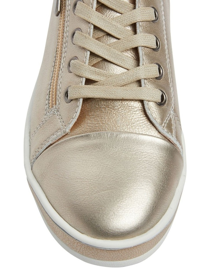 Whisper Soft Gold Glove Sneakers image 6