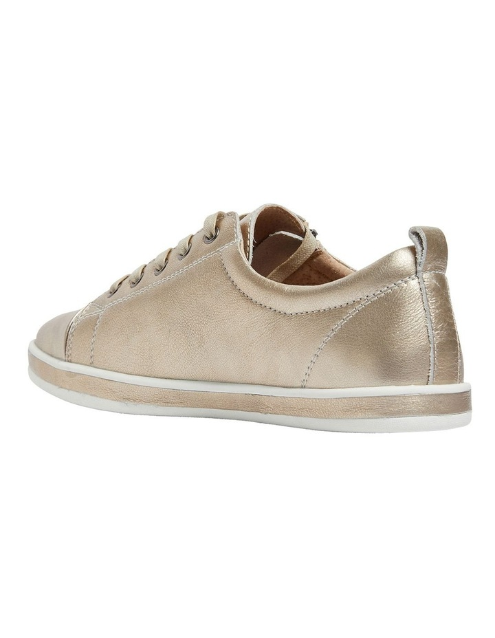 Whisper Soft Gold Glove Sneakers image 7