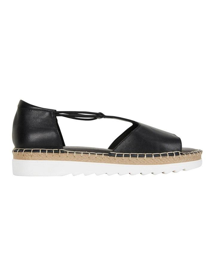 Eddie Black Glove Sandals image 1