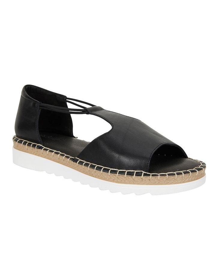 Eddie Black Glove Sandals image 2