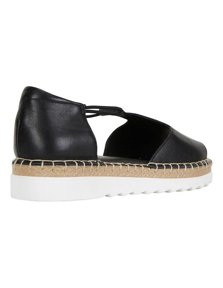 Eddie Black Glove Sandals image 4