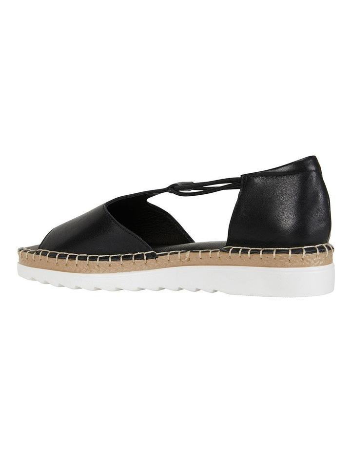 Eddie Black Glove Sandals image 5