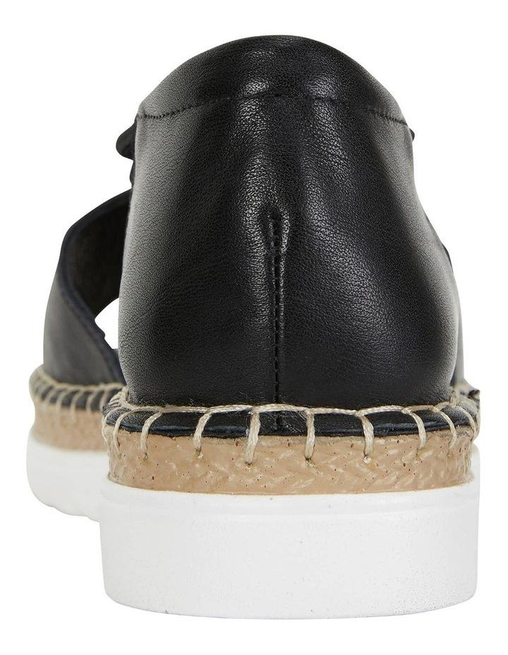 Eddie Black Glove Sandals image 6