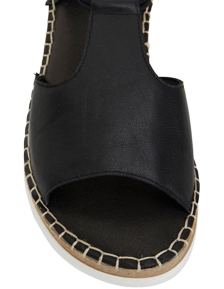 Eddie Black Glove Sandals image 7