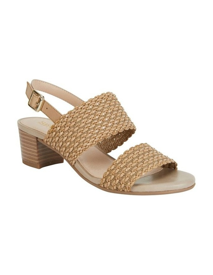 Vintage Neutral Weave Sandals image 2