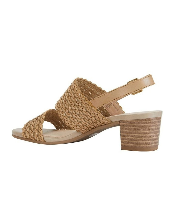 Vintage Neutral Weave Sandals image 5