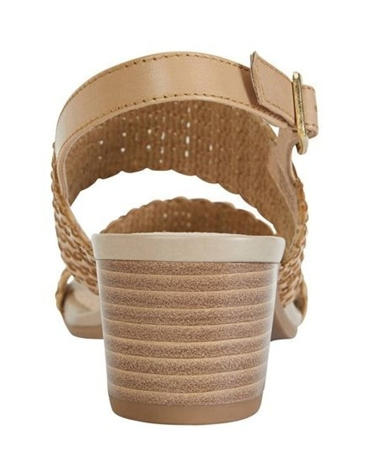 Vintage Neutral Weave Sandals image 6