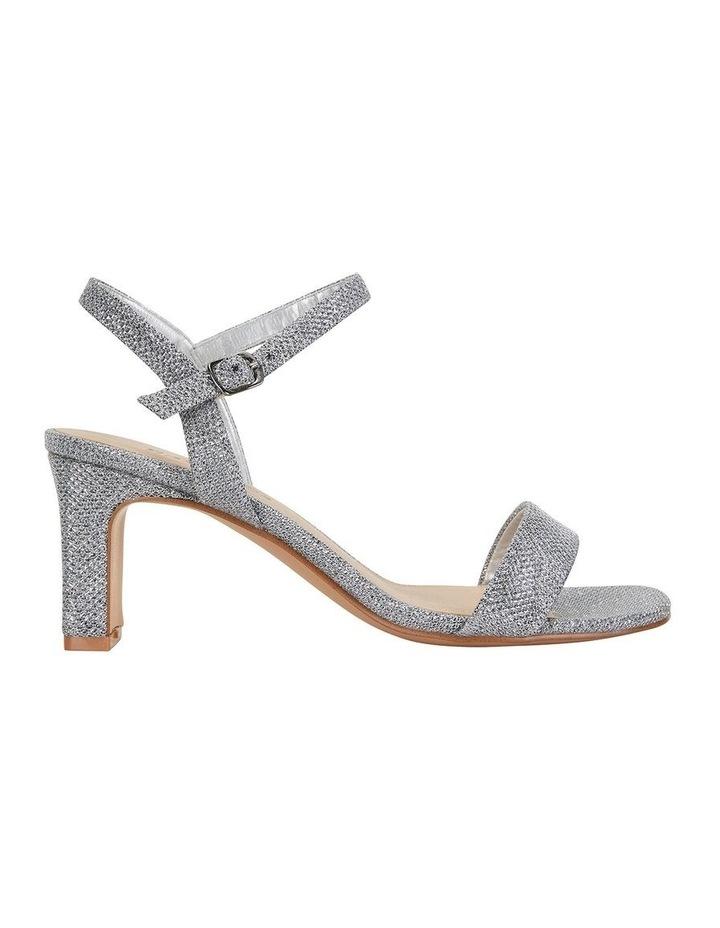 Unison Pewter Shimmer Sandals image 1