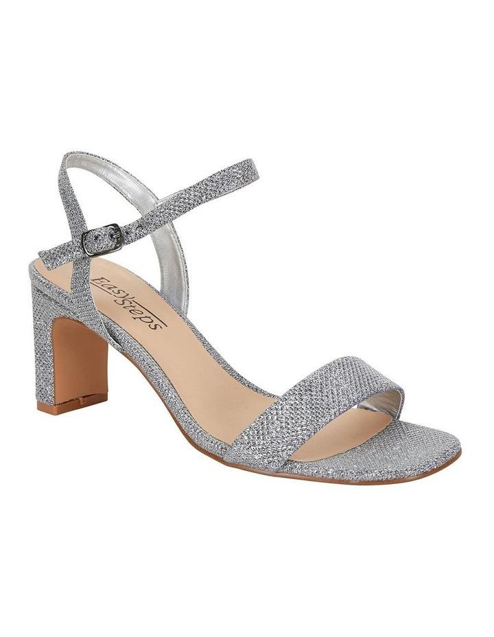 Unison Pewter Shimmer Sandals image 2