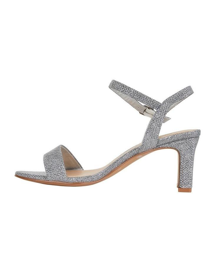 Unison Pewter Shimmer Sandals image 3