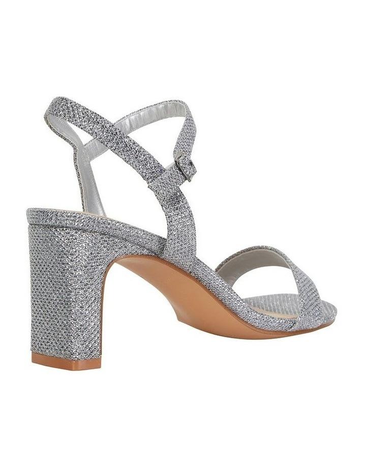 Unison Pewter Shimmer Sandals image 4