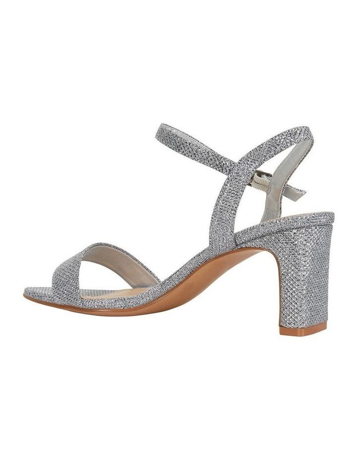 Unison Pewter Shimmer Sandals image 5